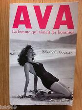 AVA GARDNER - LA FEMME QUI AMAIT LES HOMMES - GOUSLAN