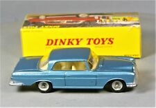 DINKY TOYS 533 Meccano France 1:43 MERCEDES BENZ 300 SE VINTAGE VGC w/ Repro Box
