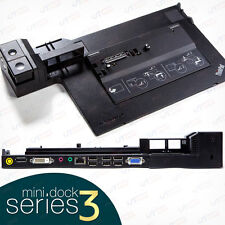 Lenovo T420s T430 T430s T430u T431s T510 Thinkpad Mini Dock Series 3 Replicator