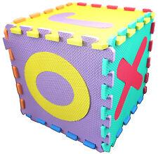 ABC Puzzle Matten 26teilig (A-Z) 32cm x 32cm x 10mm (4500020)