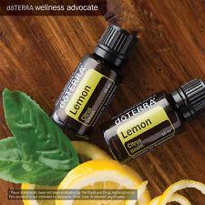 doterra lemon essential oil 15ml