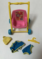 Vintage 1971 Remco Sweet April Strolling Time Set #3403