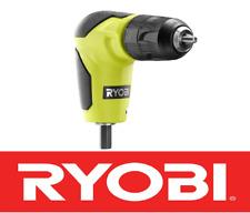 """New Ryobi 18 Volt Right Angle 90 Degree Drill Attachment 3/8"""" Chuck A10Raa1"""