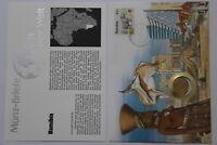 NAMIBIA 1 DOLLAR 1993 COIN COVER A98 - 78