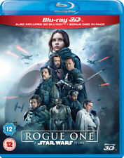 Rogue One a Star Wars Story Blu-ray 3d 8717418500795