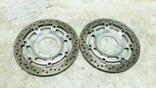 04 Honda ST 1300 ST1300 Pan European front brake rotors disks