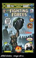 Marvel Comics - Our Fighting Forces #1 - 100 Page Giant - Walmart Exclusive