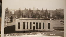 Vintage Unsent RPPC SALEM, OREGON, U.S. Post Office, W152, Postcard