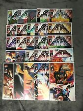 BATTLE OF THE PLANETS LOT #1/2 1-12 MANGA WIZARD VARIANT TOP COW COMIC MJ
