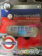 Underground Ernie Hammersmith Die Cast Train New In Packaging
