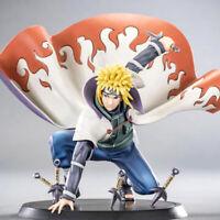 Collections Anime Figure Toy Namikaze Minato Figurine Statues Garage  Ws