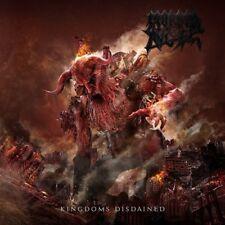 MORBID ANGEL - KINGDOMS DISDAINED   CD NEW+