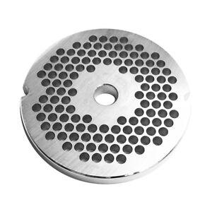 Weston #22 4.5mm Grinder Plate (Stainless Steel)