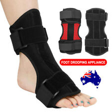 Night Foot Drop Orthosis With Sock Brace Splint Plantar Fasciitis Ankle Achilles