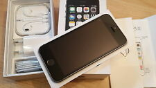 Apple iPhone 5s 64GB Grau / simlockfrei & brandingfrei & iCloudfrei *TOPP*