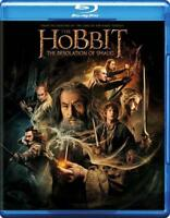 THE HOBBIT: THE DESOLATION OF SMAUG NEW BLU-RAY/DVD