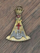 More details for vintage original rose croix 18th degree masonic medal kenning & son