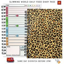 SLIMMING WORLD FOOD DIARY DIET PLANNING WEIGHT LOSS TRACKING PLANNER 2021- 212