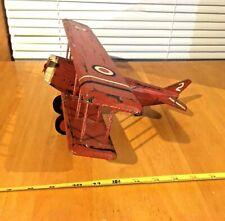 WW1 British Bi-Plane Craft Show Quality Wooden Airplane Model