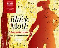 Georgette Heyer: The Black Moth - Unabridged Audio Book - 9CD