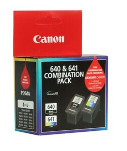 Canon Pg-640 Cl-641 COMBINATION PACK