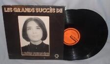 LP LOUISE FORESTIER Les grands succeés de GAMMA 2 LPs NEAR MINT CANADA