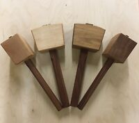 Handcrafted Wooden Mallet