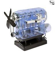 HAYNES Build Your Own 4-Cylinder Combustion Engine Kit - HM04