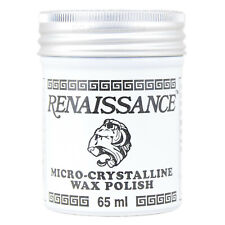 RENAISSANCE Micro-Crystalline Wax Polish - 65ml Tin