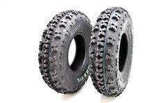 Maxxis M933 Razr2 Front Tires 22x7-10 (6 Ply) (2 Tires)  TM00470100