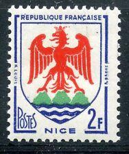 STAMP / TIMBRE FRANCE NEUF N° 1184 ** BLASON NICE