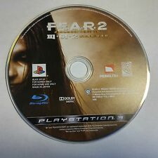 F.E.A.R 2 PROJECT ORIGINS JAPANESE EDITION (PS3) (DISC ONLY) #5834