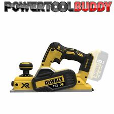 Dewalt DCP580N 18volt Li-ion Brushless Planer Body Only *NEXT DAY DELIVERY B23