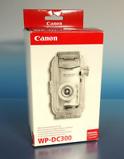 Canon wp-dc300 subacqueo chassis per fotocamere digitali 30m WATERPROOF Case - 41436
