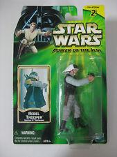 STAR WARS THE POWER OF THE JEDI-REBEL TROOPER-HASBRO 2001-UNOPENED!!!