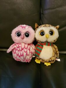 Beanie Boos Owls