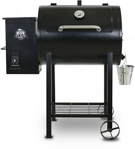 NEW Pit Boss 700FB Wood Fired Pellet Ourdoor Patio Grill w/ Flame Broiler Smoker
