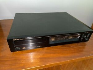 Nakamichi CDP-2A Audiophile  CD Player w/ TDA1541A DAC Chip - AS-IS please read