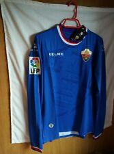 Nueva - New   Original   Camiseta futbol   Talla S   Elche CF