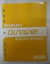 Suzuki Quv620F Service Manual 99500-36140-01E