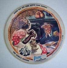 Vintage Vogue Picture Record R750 Shoo Fly Pie & Apple Pan Dowdy Black Americana