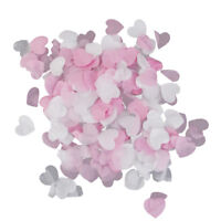 Love Heart Shape Table Confetti Wedding Balloon Throwing Scatter Party Decor
