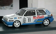 Neo Models VW Volkswagen Golf G60 3 Stade Rally 1990 Beck Seiter Boxed 1 of 300