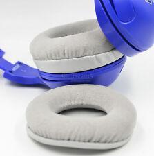Gray velour ear pads cushion for skullcandy HESH / HESH2.0 2.0 v2 Headphones