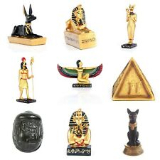 Ancient Egyptian Figurine Egypt Figures Novelty Ornament Gold Statues Sculptures