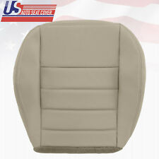 2009 Dodge Charger - SE R/T SXT - Passenger Side Bottom Leather Seat Cover Gray