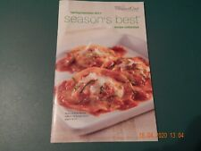 THE PAMPERED CHEF SPRING/SUMMER 2011 SEASON'S BEST RECIPE COLLECTION COOKBOOK