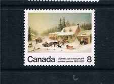 Canadá 1972 Cornelius Krieghoff SG749 Estampillada sin montar