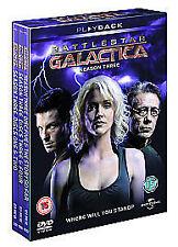 Battlestar Galactica - Series 3 - Complete (DVD, 2007, 6-Disc Set, Box Set)