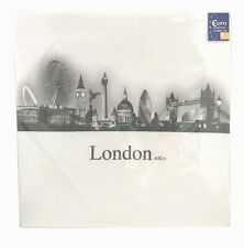 London England Print 100% Cotton Short Sleeve Casual T-Shirt
